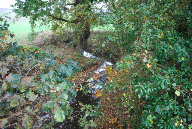 Unnamed stream, Red Bridge