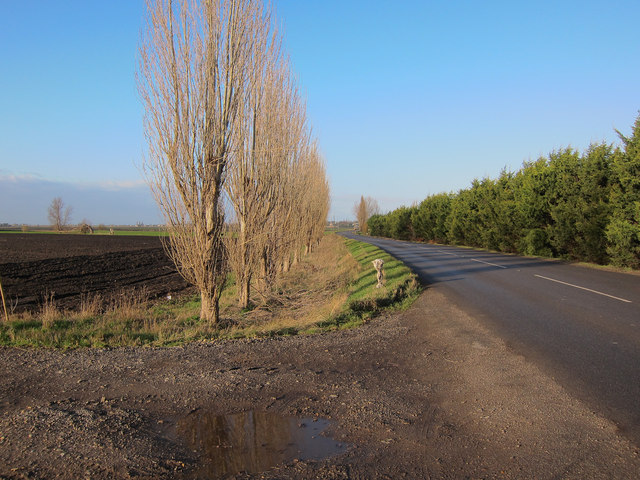 B1160 to Southery