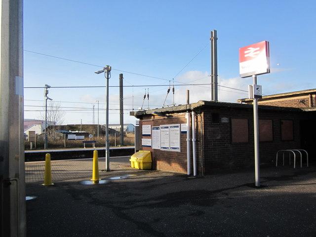 Newton-On-Ayr Station