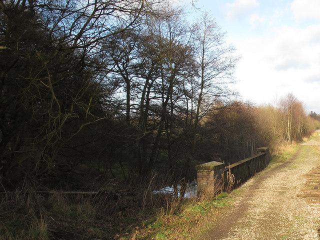 Bridge over the Lee Brook