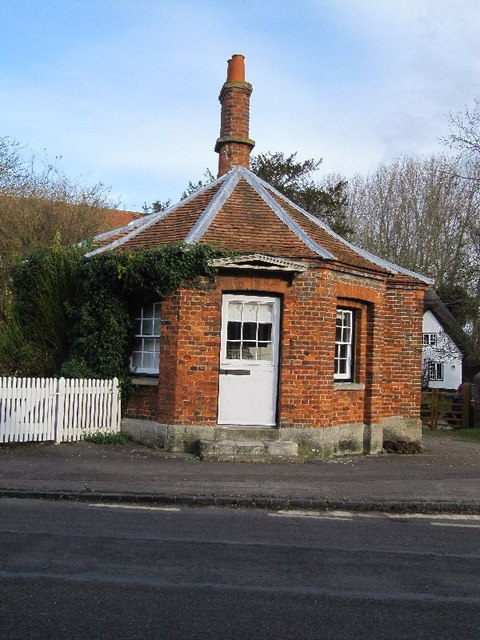 The old tollhouse