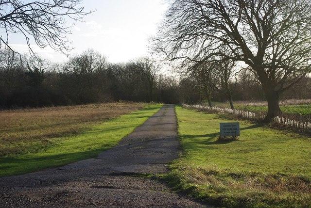 Entrance to Bury Holme Farm