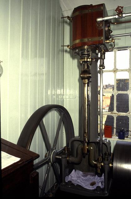 Harvey's Brewery - steam engine