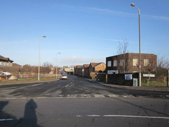 West Sanquhar Road