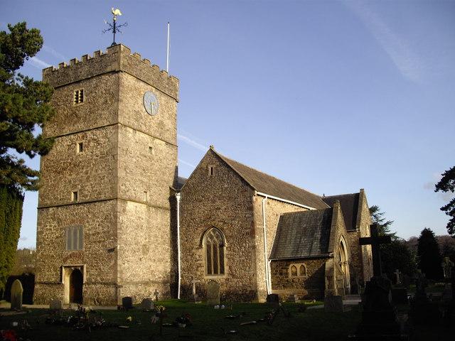 Parish church of St Basil the Great, Bassaleg
