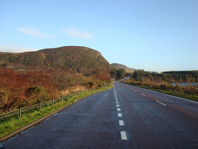 A9 at Loch Fleet