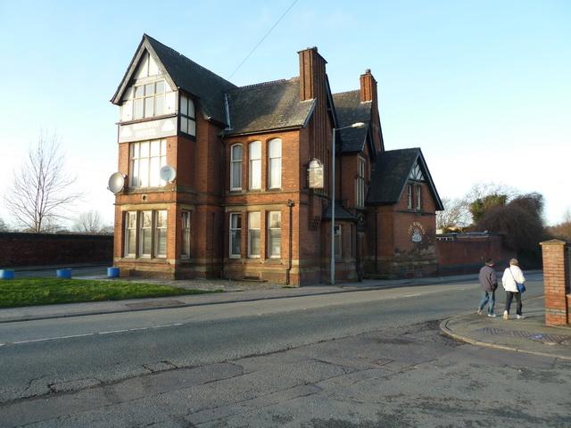 Railway Hotel, St Mary's Road, Newton Heath