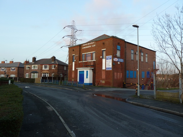 Higher Blackley Conservative Club