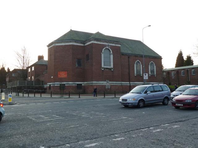 Parish Church of St Paul, Blackley, Manchester
