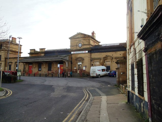 Kirkgate Station, Wakefield