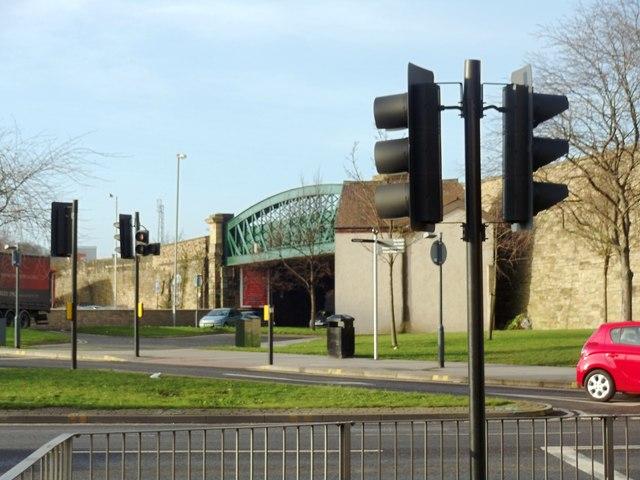The Railway Bridge, Ings Road, Wakefield