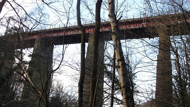 Viaduct on the Hamilton Circle