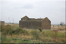 TQ7178 : Derelict munitions building by N Chadwick