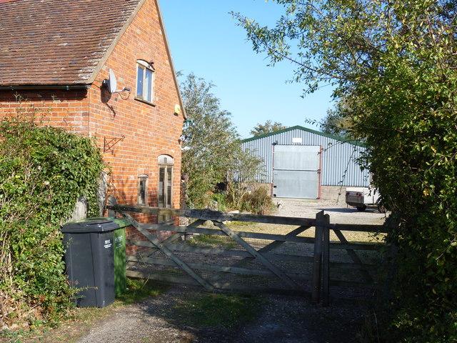 Bucklestreet farmhouse
