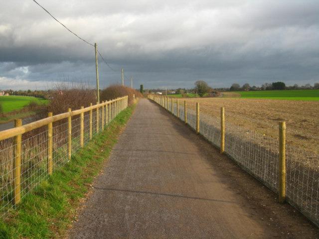 Cycleway - Oakley to Basingstoke