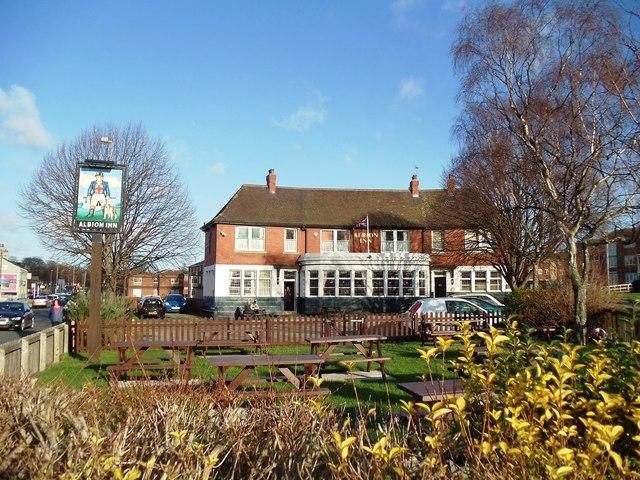 The Albion Inn, Wakefield