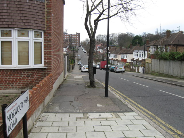 Norwood Park Road, West Norwood