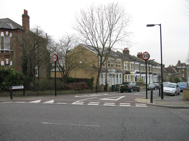 Silvester Road, East Dulwich
