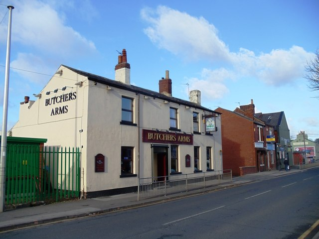 The Butchers Arms, Wakefield