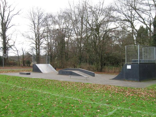 Skate Park, Preston Cross