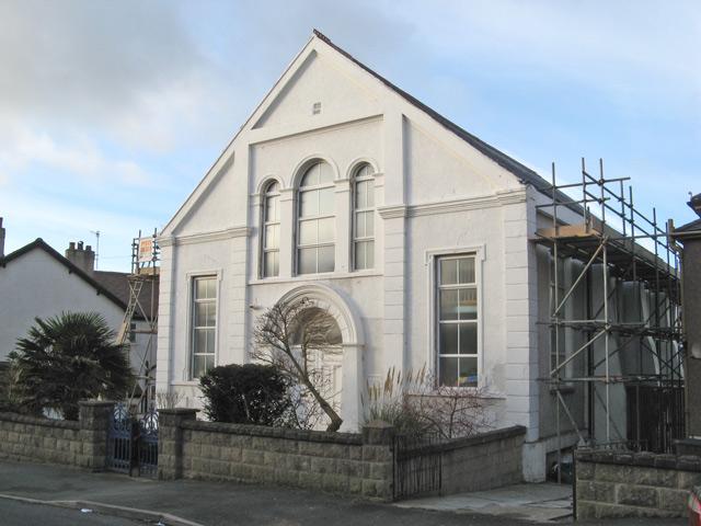 Former Baptist chapel