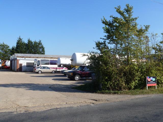 Westward and garages
