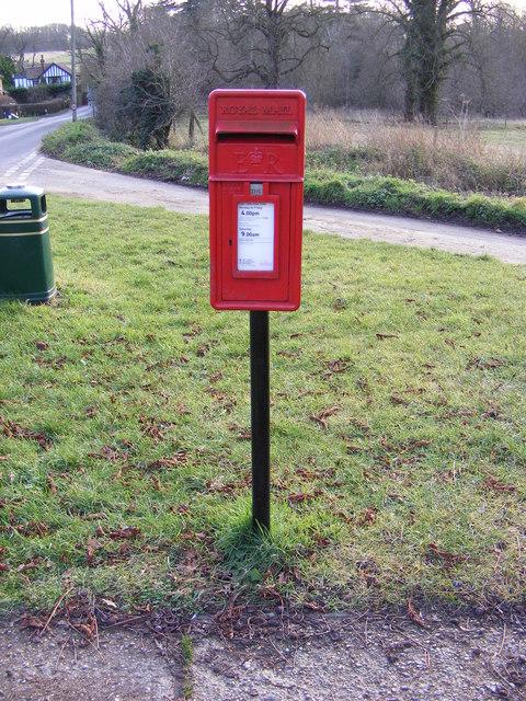 The Street Postbox