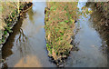 J4471 : The Ballystockart and Enler Rivers by Albert Bridge
