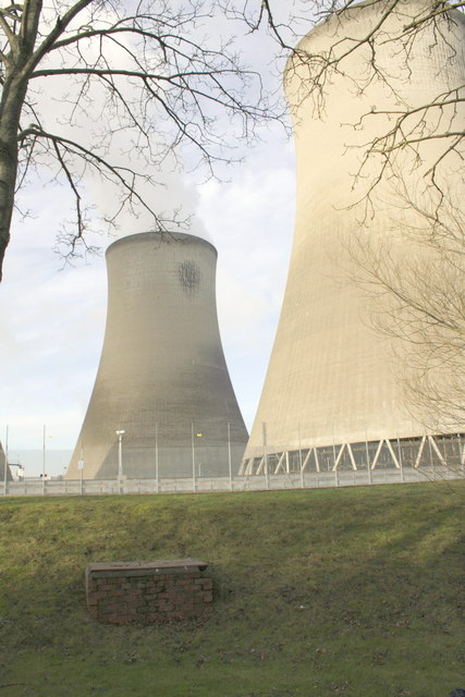 Cooling Towers from Purchas Road