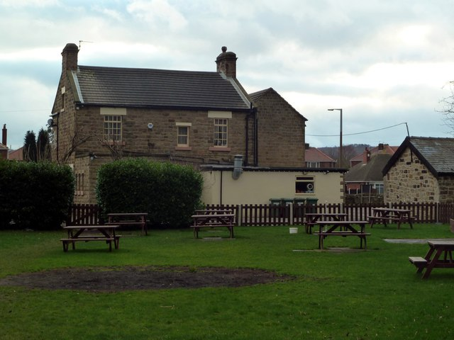 The Ash Inn and beer garden