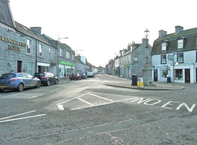 High Street, Dalbeattie