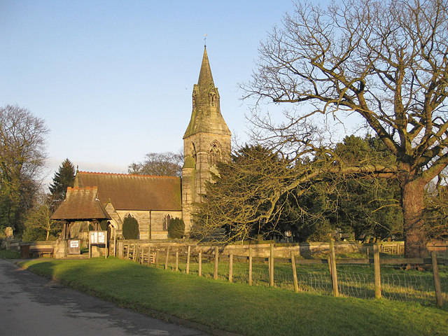 Church of St John, Whitwell-on-the-Hill