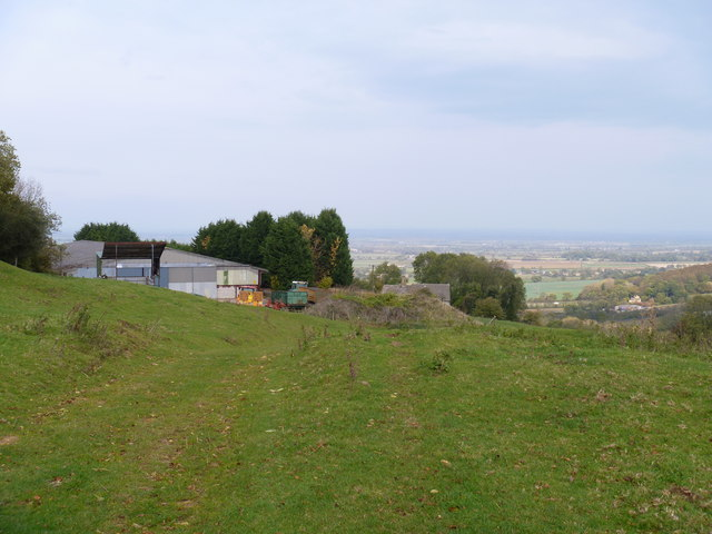 Near Little Farmcote