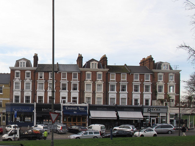 Shops on Montpelier Vale