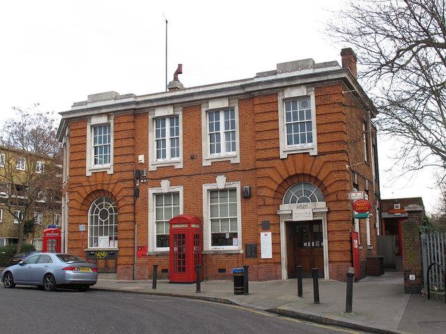 Blackheath post office