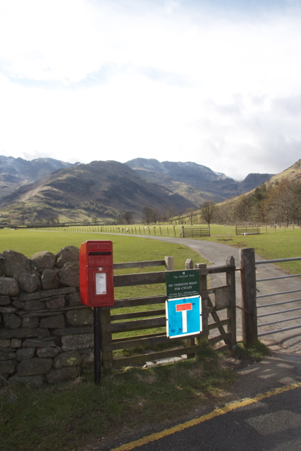The end of Langdale