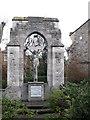 TQ3975 : Sheehan Memorial by Stephen Craven