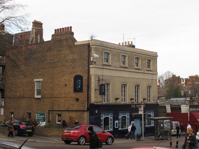 The Railway pub