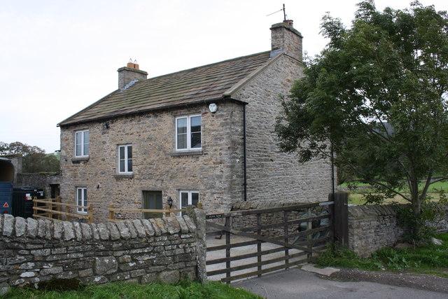 Alma Farm beside A684