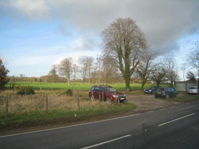 Residents parking - Newfound