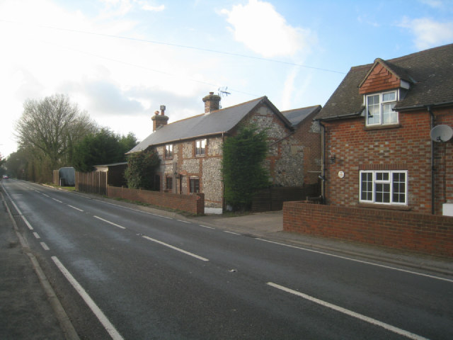 Cottages in Newfound