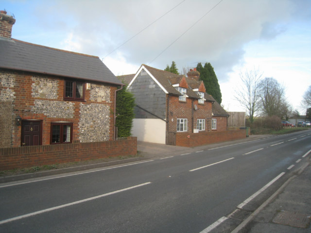 Cottages by the B3400