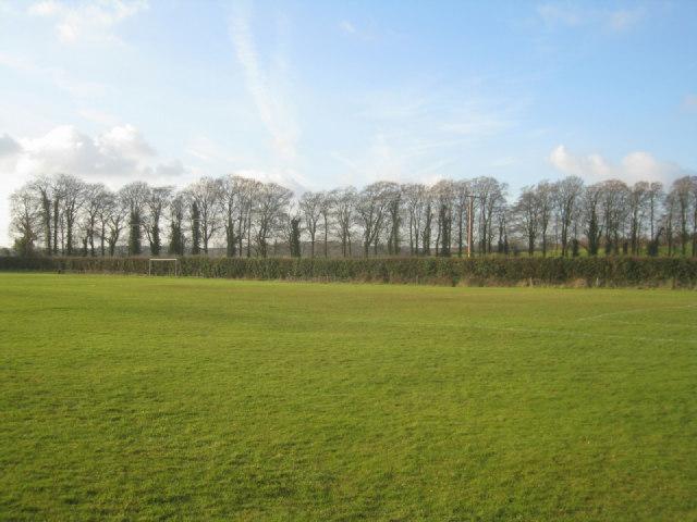 Newfound sports ground