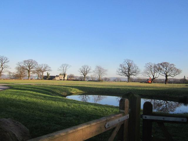 Hough Hall Farm