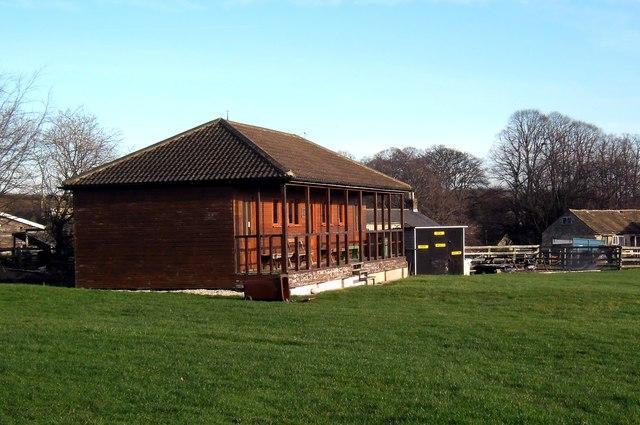 Ledsham Cricket Pavilion