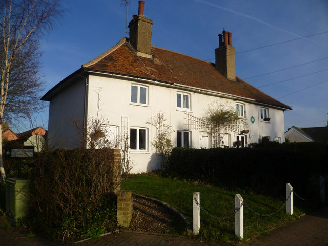 Prospect Row, Swanley Village
