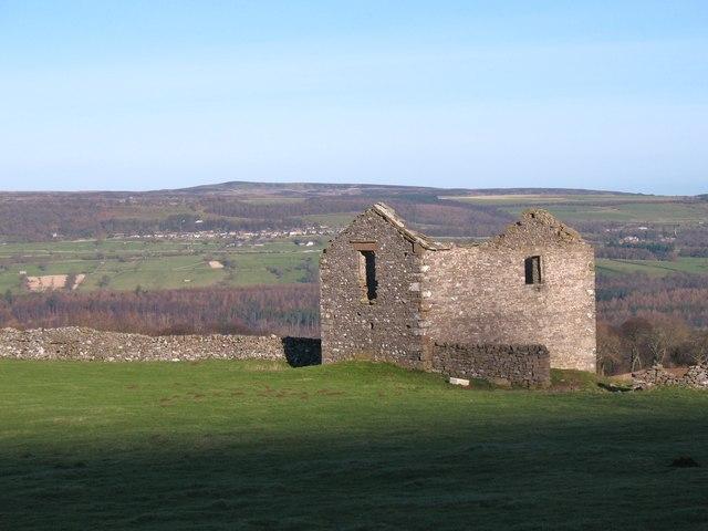 Barn near High Lane