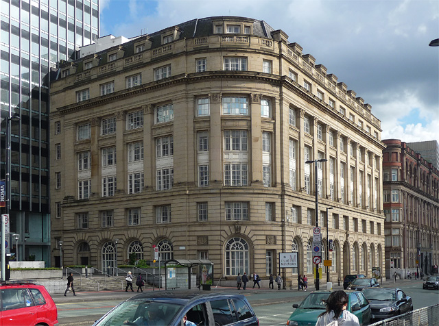 Old Bank Building, Corporation Street, Manchester