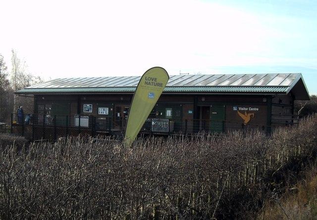 Fairburn Ings RSPB Visitor Centre