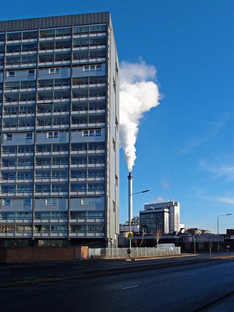 High Rise, Ballater Street, Glasgow